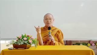 """""""Thấy"""" mà không kết luận - Thầy Viên Minh giảng tại Ni viện Viên Không ngày 09/08/2019"""