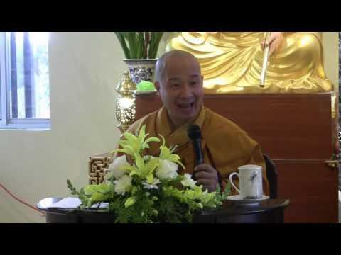 Nhân Quả (Giảng Tại Chùa Địa Tạng) (Trọn Bài, 5 Phần)