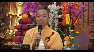 TT Thích Trí Siêu - Khóa Thiền - Phần 1 - Tùng Lâm Linh Sơn - Pháp Quốc