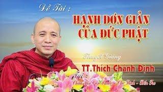 Hạnh Đơn Giản Của Đức Phật