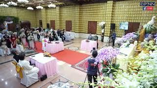 Lễ Hằng Thuận của chú rể Bá Tùng & cô dâu Minh Mẫn tại chùa Giác Ngộ