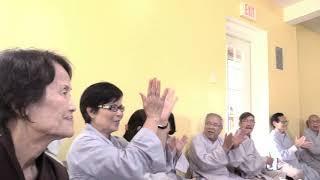 Pháp Đàm - Thầy Thích Tánh Tuệ - Thích Quảng Kiên - Thích Pháp Lạc - Khoá Tu Mùa Thu 2018