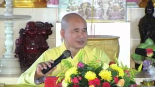 Phật học phổ thông (Khóa 1,bài 4: Quy y tam bảo)