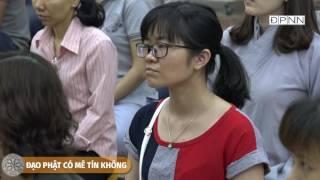 Đạo Phật có mê tín không ?
