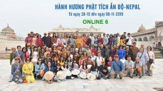 Công viên tưởng niệm Bồ tát cư sĩ Bimrao Ambedkar - Ấn Độ - 10-2019