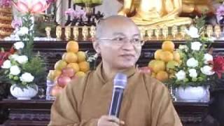 Kinh niệm Phật ba la mật 5: Niệm Phật Viên Thông - Phần 1/2 (18/07/2008) TT. Thích Nhật Từ giảng