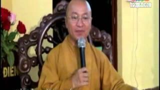 Nhận Diện Và Vượt Qua Khổ Đau (05/08/2012) video do Thích Nhật Từ giảng