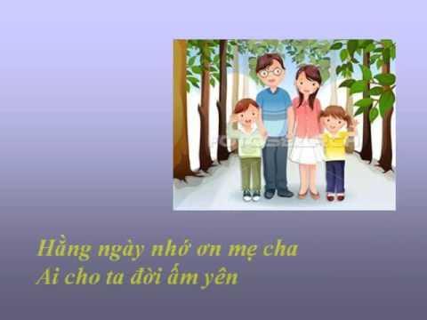 GĐPT - CÔNG CHA NGHĨA MẸ - Nhạc Võ Tá Hân - Thơ Tuệ Kiên