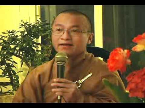 Triết Lý Về Đất (Phần 2/3)(20/06/2007) video do Thích Nhật Từ giảng