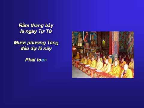 Kinh VU LAN - Chương 6A/13 : Chánh Kinh - Võ Tá Hân phổ nhạc