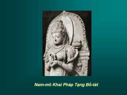 Kinh A Di Đà - 5 : Tán Dương Giáo Pháp - Võ Tá Hân phổ nhạc