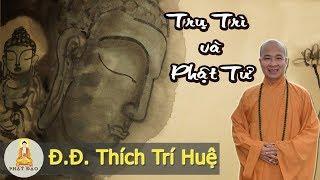 Trụ trì và Phật tử