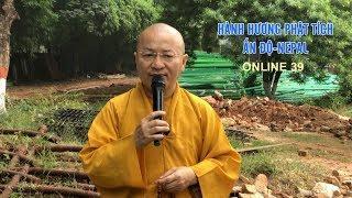Tham quan Chùa Trúc Lâm (Venu Vana), ngôi chùa Phật giáo đầu tiên, do vua Tần-bà-sa-la dâng cúng