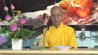 Thuyết Giảng Những Vấn Đề Trọng Tâm Tu Tập ( 06/02/2011)