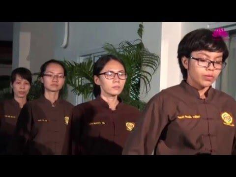 Dịch Cân Kinh (Phất Thủ Liễu Pháp) _ Thiền tôn Phật Quang
