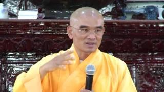 Phương Pháp Tọa Thiền 15-05-Bính Thân ( 19/06/2016 )