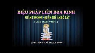 Diệu Pháp Liên Hoa - Phẩm Phổ Môn (Âm Hán)