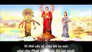 Trường Ca Kinh A Di Đà (Kèm Theo Phim Hoạt Hình Phật Giáo) (Rất Hay)