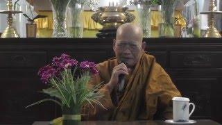 Chia sẻ Thiền tập - Ngày 1 (Washington, 13/4/2016)