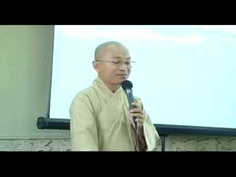 Kinh Kim Cang 3: Nhu Cầu Phát Tâm (24/02/2009) video do Thích Nhật Từ giảng
