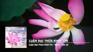 Đại Thừa Khởi Tín Luận (Thích Thiện Hoa dịch)