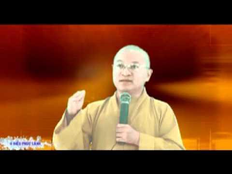 Sáu điều phúc lành (09/01/2012) video do Thích Nhật Từ giảng