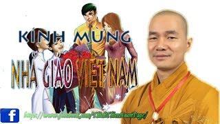 Kính Mừng Ngày Nhà Giáo Việt Nam