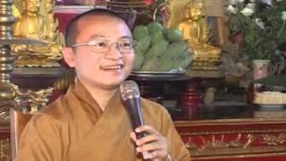 Niệm Phật Lợi Lạc Kẻ Còn Người Mất - Phần 1/2 (30/06/2008) video do Thích Nhật Từ giảng