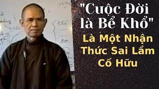 Cánh Cửa Giải Thoát Thứ Ba-Vô Tác [Phật Pháp Căn Bản 20] | TS Thích Nhất Hạnh(30-1-1994, LM)