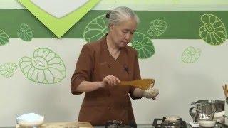 Món chay 93 - Bánh đúc nóng