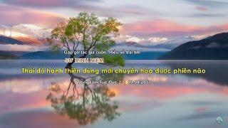 Thái Độ Hành Thiền Đúng Đắn Mới Vượt Qua Được Phiền Não