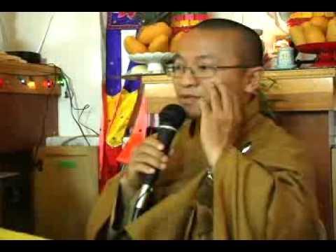 Quan Âm Diệu Thiện - Phần 1/2 (08/07/2007) video do Thích Nhật Từ giảng