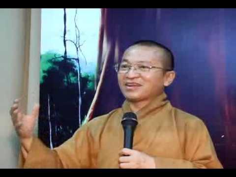 Tâm Kinh 3: Cắt lớp cái tôi (27/12/2009) video do Thích Nhật Từ giảng