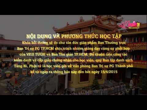 Tin Phật giáo Video SenViet TV 160