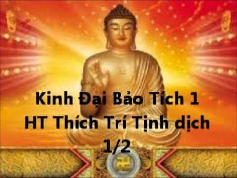 Kinh Đại Bảo Tích (Việt Dịch: HT. Thích Trí Tịnh)