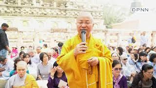 Lễ cúng dường 75 Tăng Ni đang tu học tại Bồ Đề Đạo Tràng
