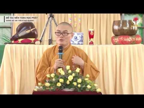 Nền Tảng Học Phật