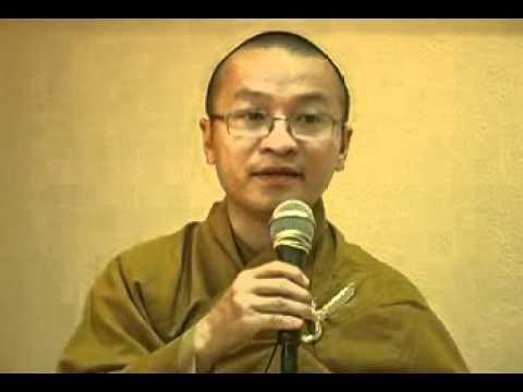 Pháp đàm về sinh tử - Phần 2/2 (22/06/2007) video do Thích Nhật Từ giảng