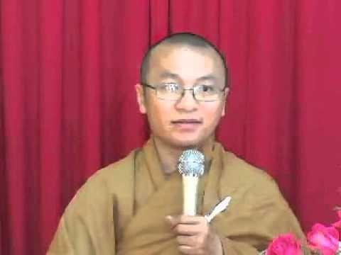 Niệm Phật Và Trị Liệu - Phần 2/2 (21/02/2007) video do Thích Nhật Từ giảng