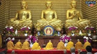 Lễ Sám Hối tại chùa Giác Ngộ ngày 22-10-2018