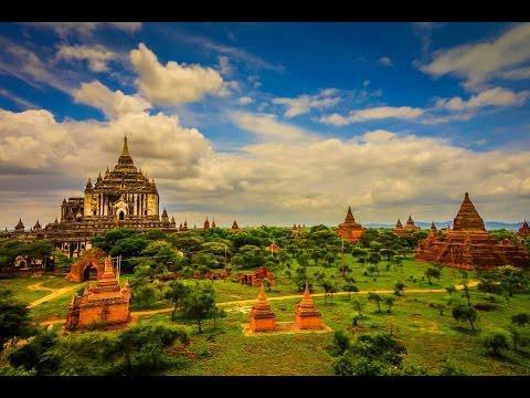 Ký Sự Phật Giáo Myanmar - Tập 9 - BAGAN, Miền Phật Tích [HD]