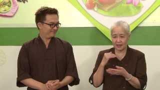 Món chay 11 - Mì căn chua ngọt