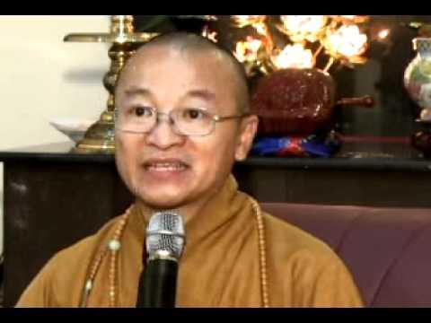 Vấn đáp: Cộng Nghiệp Và Phong Thủy  2/2 (10/07/2009) video do TT Thích Nhật Từ giảng
