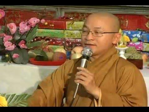 Đạo làm con (07/08/2006) video do Thích Nhật Từ giảng