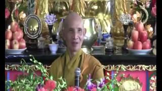 Công Đức Niệm Phật (Giảng Tại Chùa Trừng Thủy)
