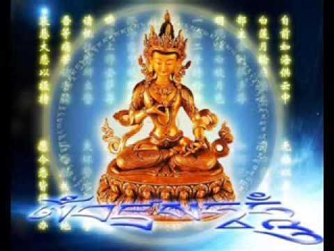 Vajrasattva - Thần chú Kim Cang Tát Đỏa 100 chữ