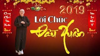 Ni Sư Hương Nhũ Gửi Lời Chúc Xuân Đầu Năm 2019 Đến Các Phật Tử