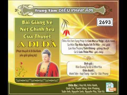 Phật Thuyết A Di Đà Kinh Yếu Giải Giảng Ký (Trọn Bộ, 16 Phần) (Rất Hay)