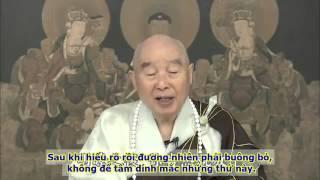 Đạo Dưỡng Sinh Của Chư Phật Bồ Tát (Có Phụ Đề) (Rất Hay)