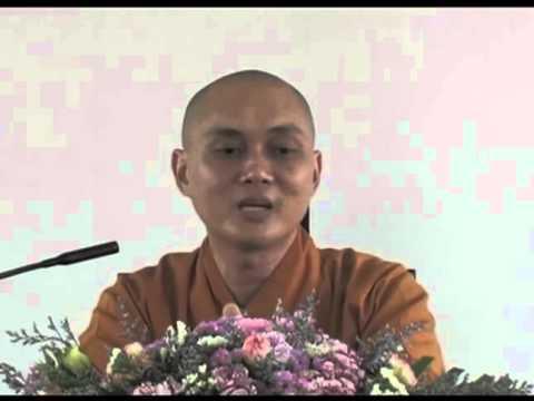Tổng Quan 07: Tạng Luật Phật Giáo Nam Truyền (phần 1)